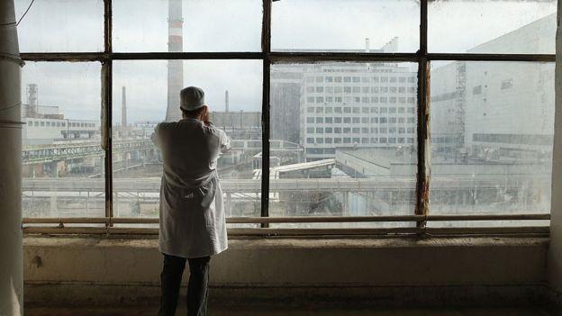 Chernobyl em 2015