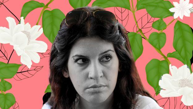 """لينا بن مهني """"ياسمينة"""" الثورة التونسية"""