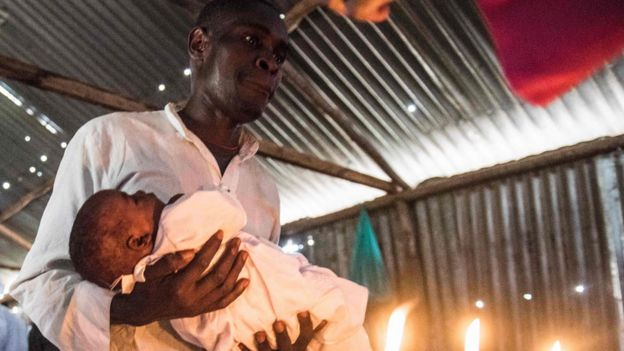 Africa's naming traditions: Nine ways to name your child - BBC News