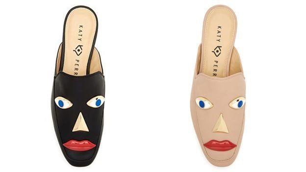 sapatos da Katy Perry