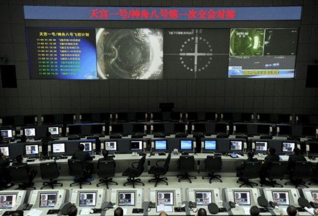 Uzay istasyonu izleme