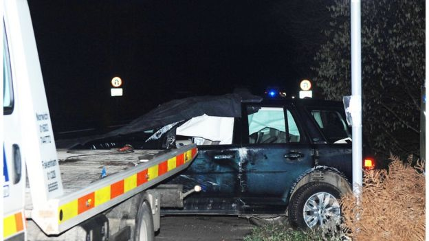 Prince Philip 'deeply sorry' after Sandringham car crash - BBC News