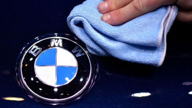 BMW recalls 300,000 cars that risk stalling completely - BBC