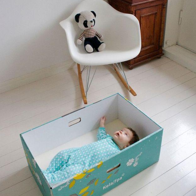 Leena Karppinen's baby