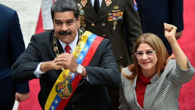 Maduro và Flores