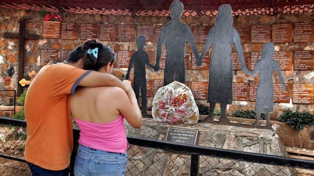 Memorial de El Mozote