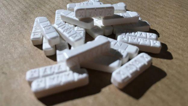 Fake Xanax: Anxiety drug deaths an 'escalating crisis' - BBC