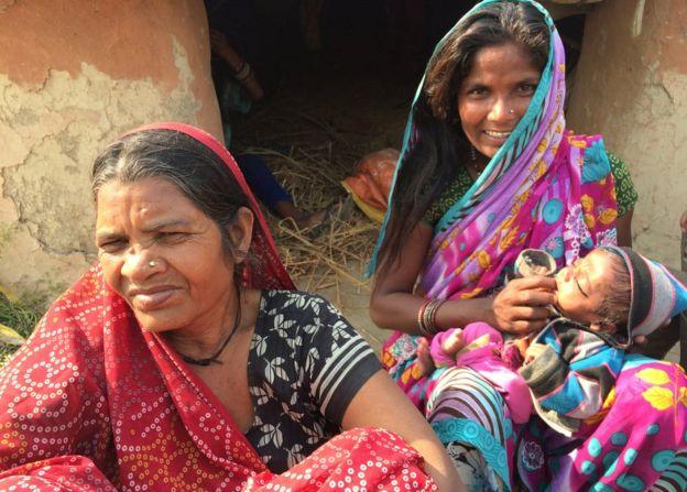 Sashi Devi and Sarvesha Devi