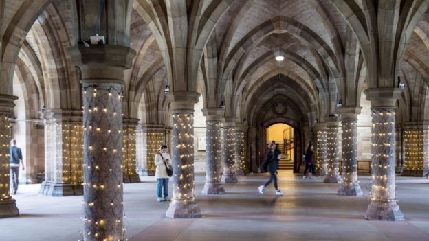 The University of Glasgow benefited from millions of pounds of slave trade profits