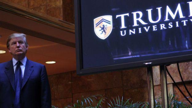 Donald Trump en 2005
