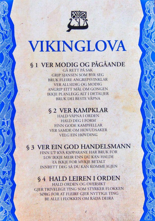 Правила вікінгів