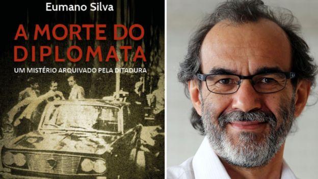 Capa do livro da Teia Editorial e Eumano Silva