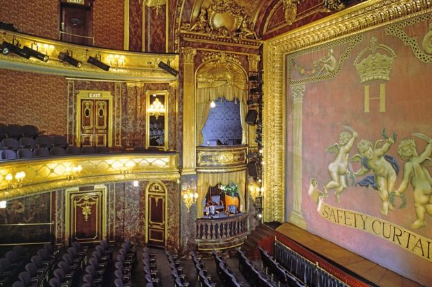 Theatre Royal interior