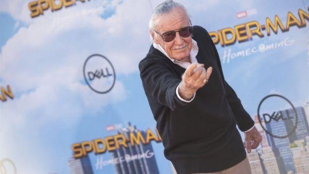 Stan Lee en 2017