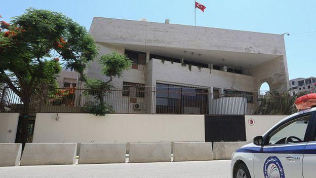 Türkiye'nin Trablus Büyükelçiliği