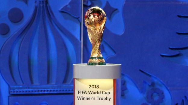 Trofeo de la Copa del Mundo