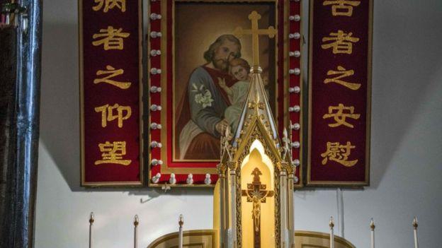 Gereja di Cina