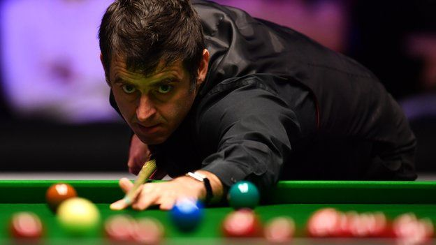 World Snooker Championship 2018: Final frame scores and complete