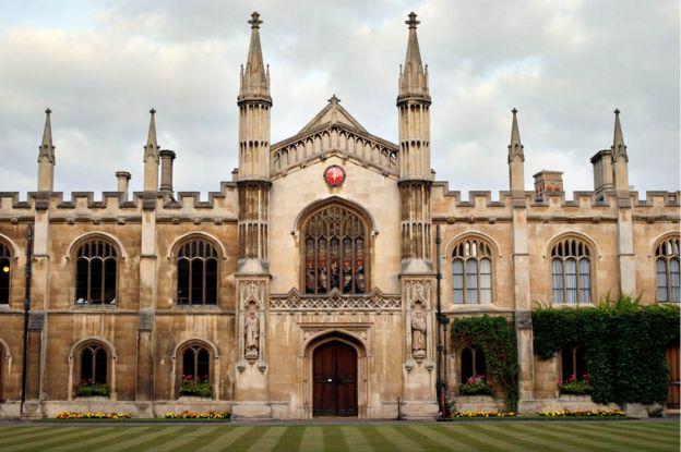 Colegio Corpus Christi, Cambridge