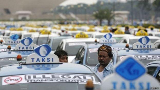 taksi konvensional