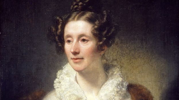 Mary Somerville portrait