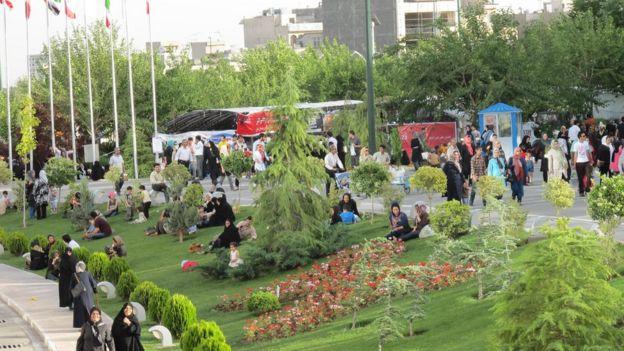 بوستان گفتگو یکی از پیشنهادها برای مکان تجمع در تهران است