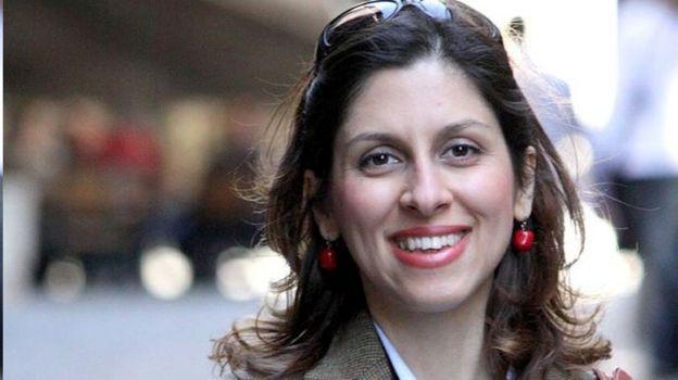 نازنین زاغری رتکلیف نزدیک به ۴ سال است که در ایران به جرم جاسوسی زندانی است
