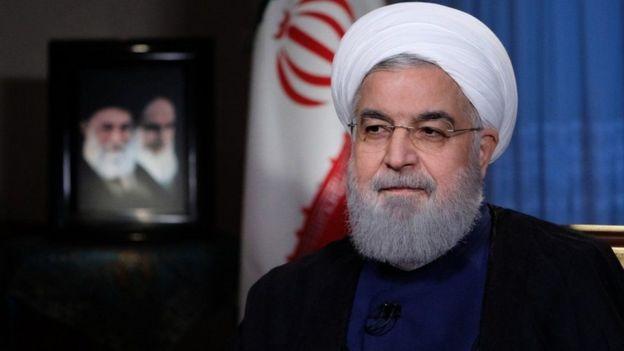 روحاني يوبخ ترامب قائلا لا معنى للمفاوضات مع العقوبات