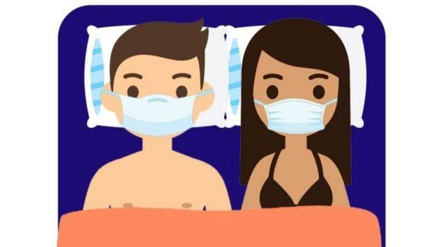 لا ينصح بممارسة الجنس لشركاء جدد في هذا الوقت، بسبب احتمال انتقال الفيروس