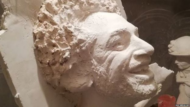 Salah heykeli