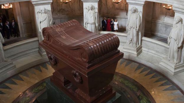 Саркофаг Наполеона в Доме инвалидов