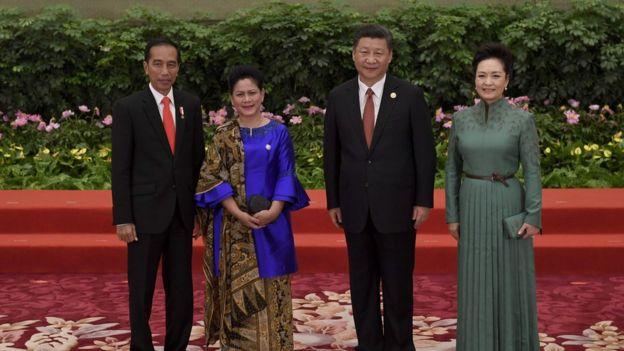 Cina, Joko Widodo, Xi Jinping