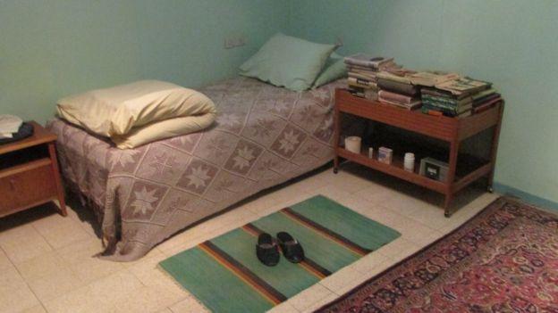 اتاق خواب داوید بن گورین، نخستین نخستوزیر اسرائیل