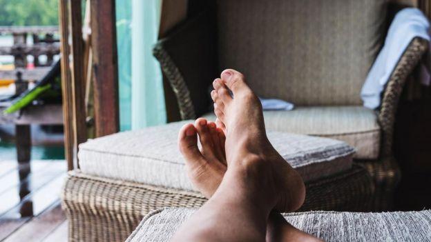 Ноги чоловіка