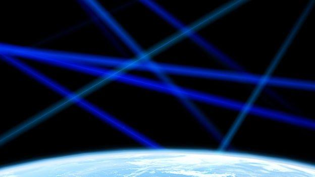 Raios lasers