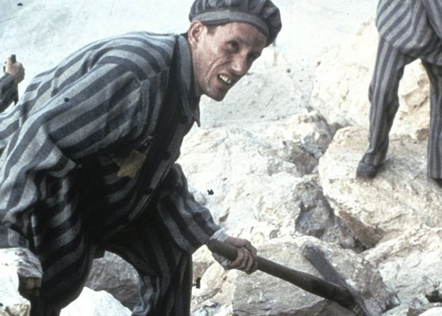 "James Woods en una escena de ""Holocausto"""