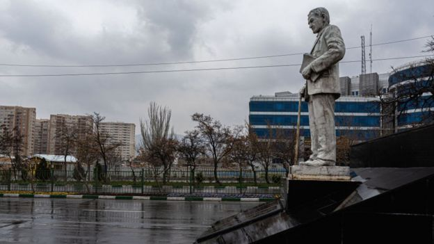 تهران در نوروز ۱۳۹۹