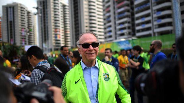 Nuzman na inauguração da Vila Olímpica dos Jogos do Rio