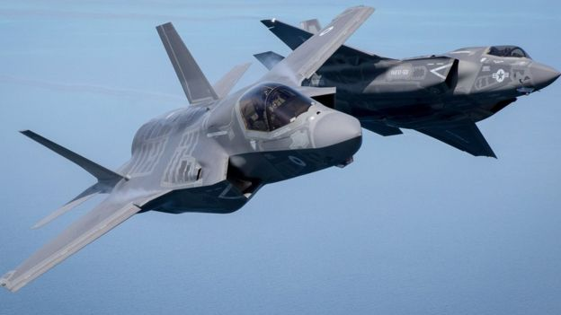 Müttefik ABD Türkiye'ye silah ve savaş uçağı satmayacak