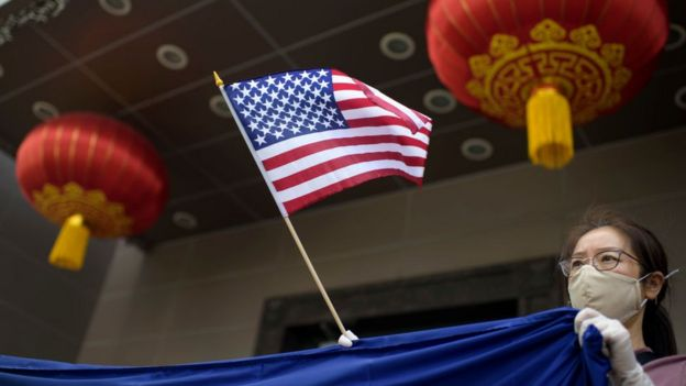 中国驻休斯敦领事馆