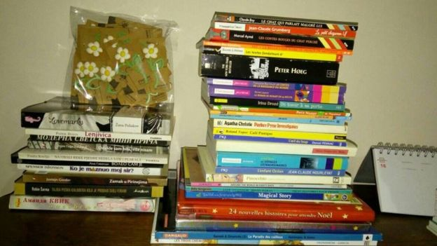 Moderna bibliotekarka: Devojka sakuplja knjige za seoske