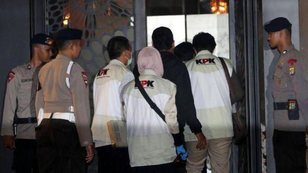 KPK menggeledah rumah Setya Novanto