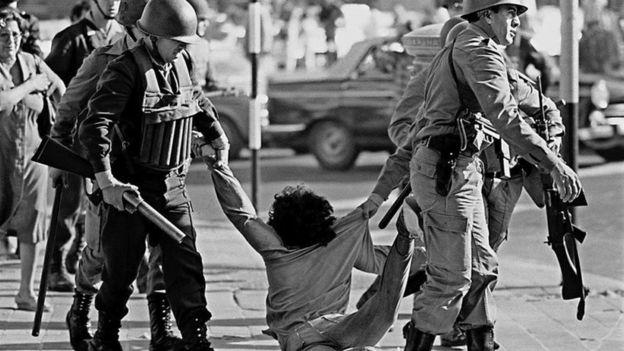 repressão durante ditadura na Argentina
