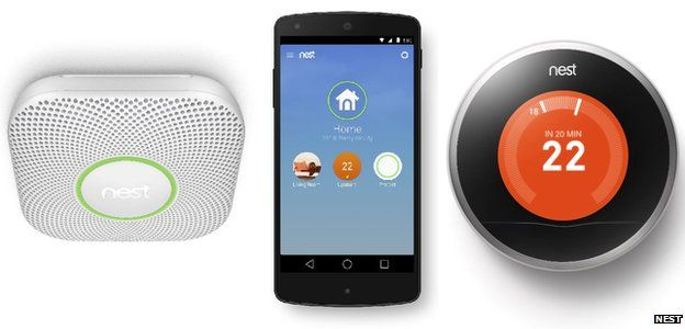 Nest Protect and Thermostat