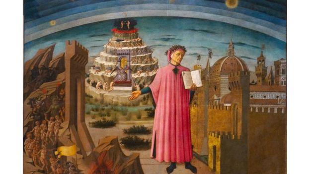 Dante, İlahi Komedya