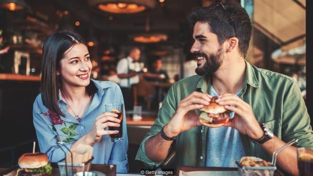 Đối với khoảng 1/20 những người dị tính, việc chỉ cần mua một bữa ăn cho người khác giới đã bị coi là sự phản bội.