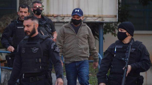 Fabricio Queiroz preso