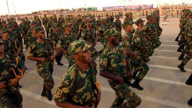 Армия Хафтара