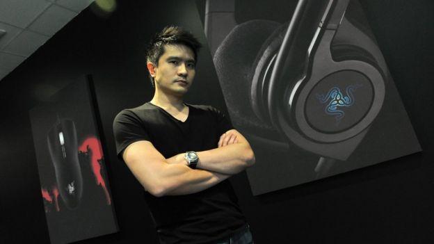 Основатель сингапурской компании Razer Мин-Лян Тан