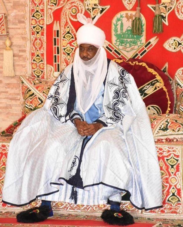 Saki Muhammadu Sunusi na biyu